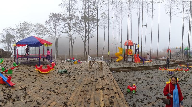 长阳欧式农庄全景图