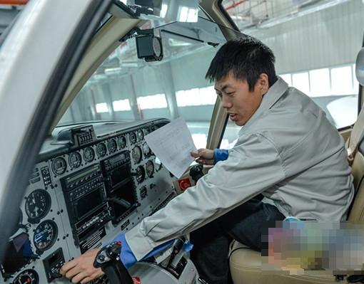 """首架""""常州造""""p750飞机亮相珠海 一探究竟"""