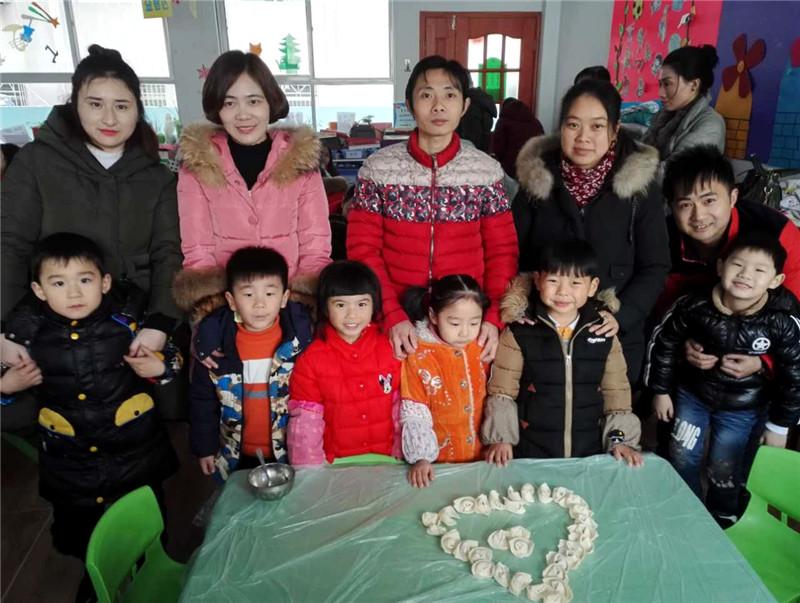 长阳小童星幼儿园亲子活动狂欢派对,嗨翻啦!