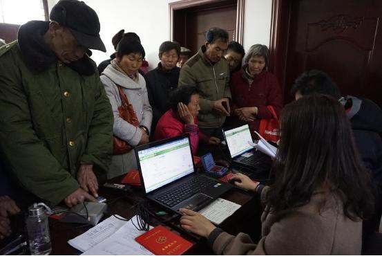 城固县原公镇:去年发放计生奖励扶助金150余万元