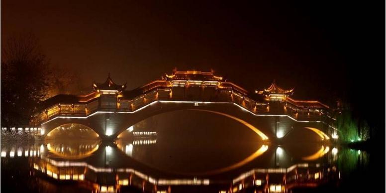 泗洪人民路终于要贯通了廊桥创意设计方案征集