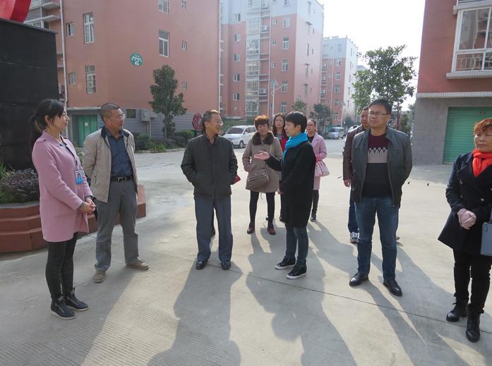 城固县城东社区卫计工作鲜活高效
