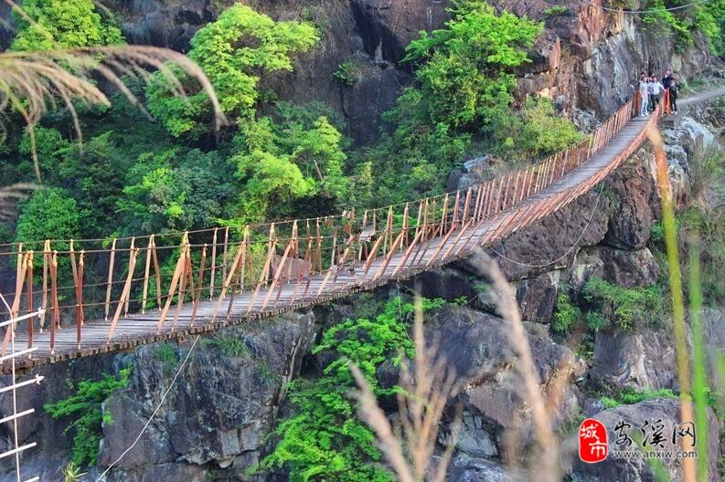 没想到安溪竟然有这么多座桥,你都认识吗?