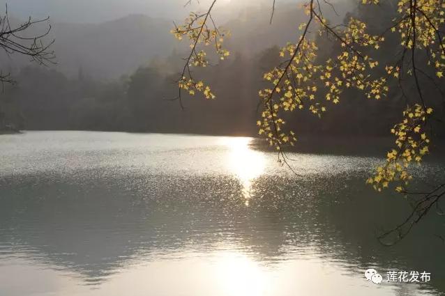 秀美江山 文明之村