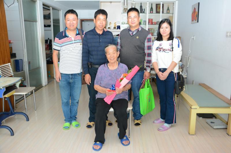 《福清林氏∽白鹤同村会坚行十年公益路》——福州在线