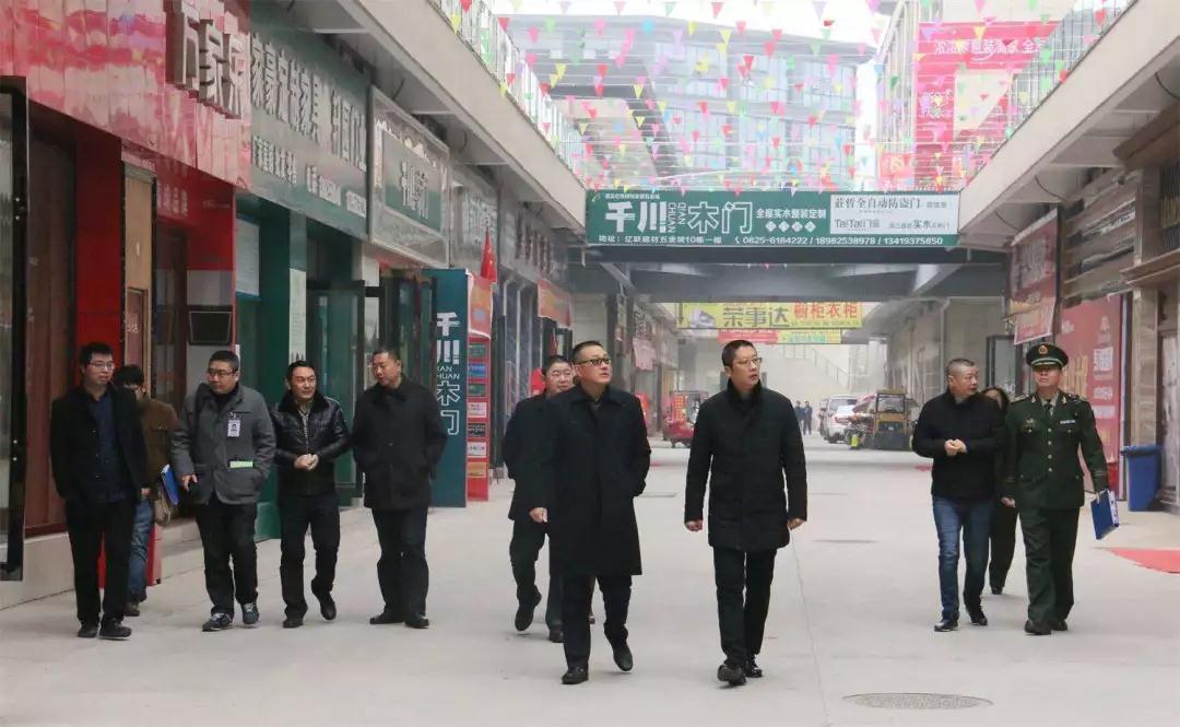 蓬溪县副县长唐春林一行到蓬溪亿联检查安全工作图片