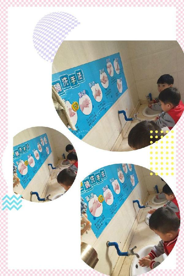 > 琼海市福田幼儿园开展春季预防流感活动  幼儿园的厨房窗明几净,防