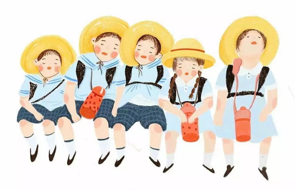 中科幼教皇家公馆幼儿园的小朋友们已经入学啦!