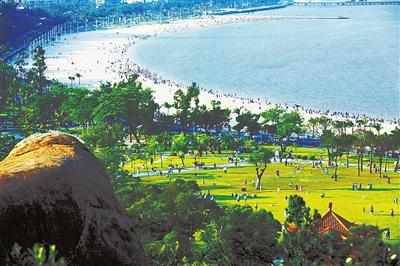红花山公园,横琴芒洲湿地公园,凤凰山植物博览园,野狸岛公园,香山湖
