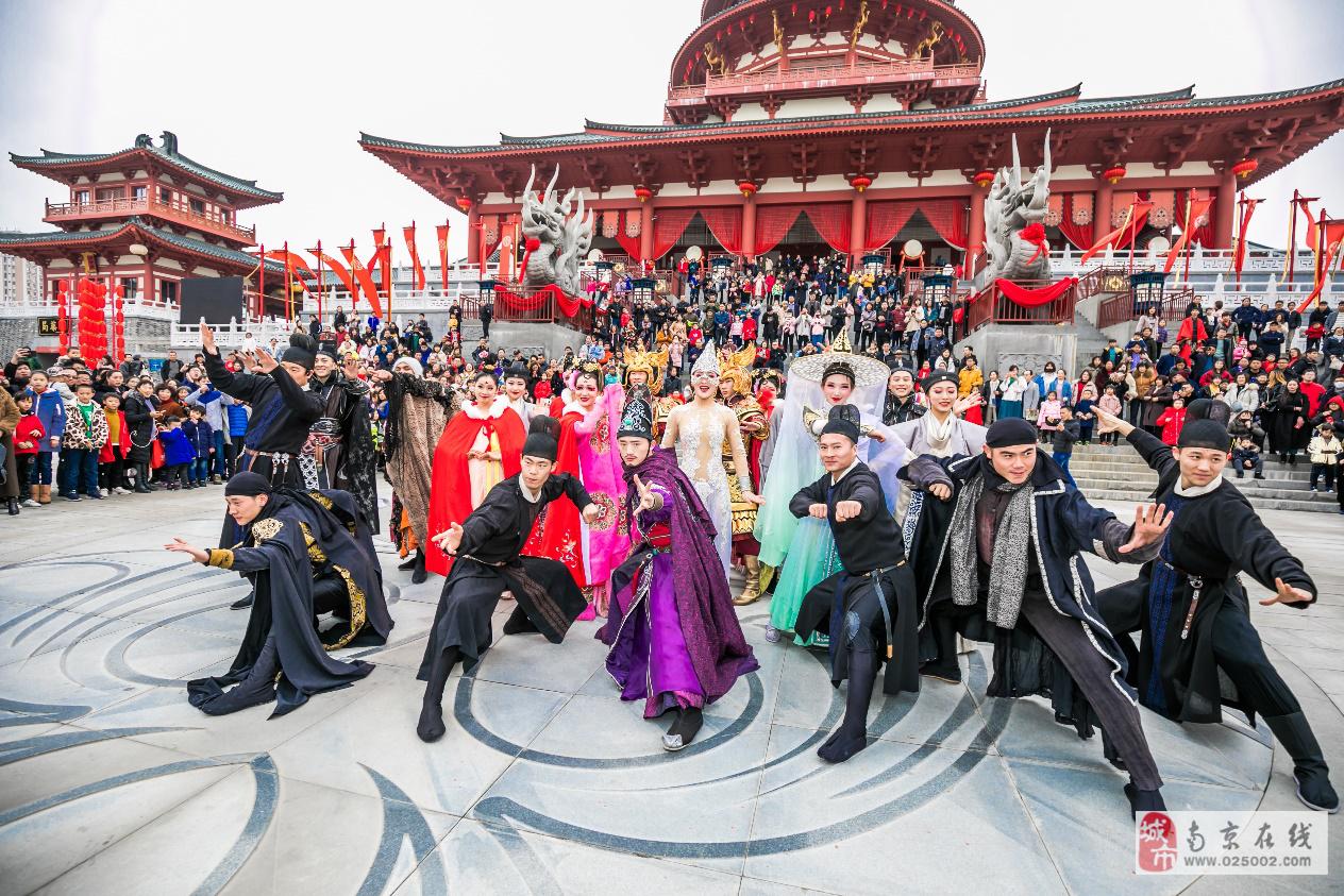 IP沉浸式体验打造文旅产业新格局,华谊兄弟电影世界欢庆1周年