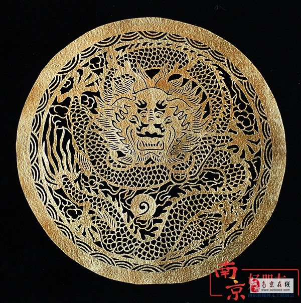 南京剪纸 从民间走向世界的镂空艺术