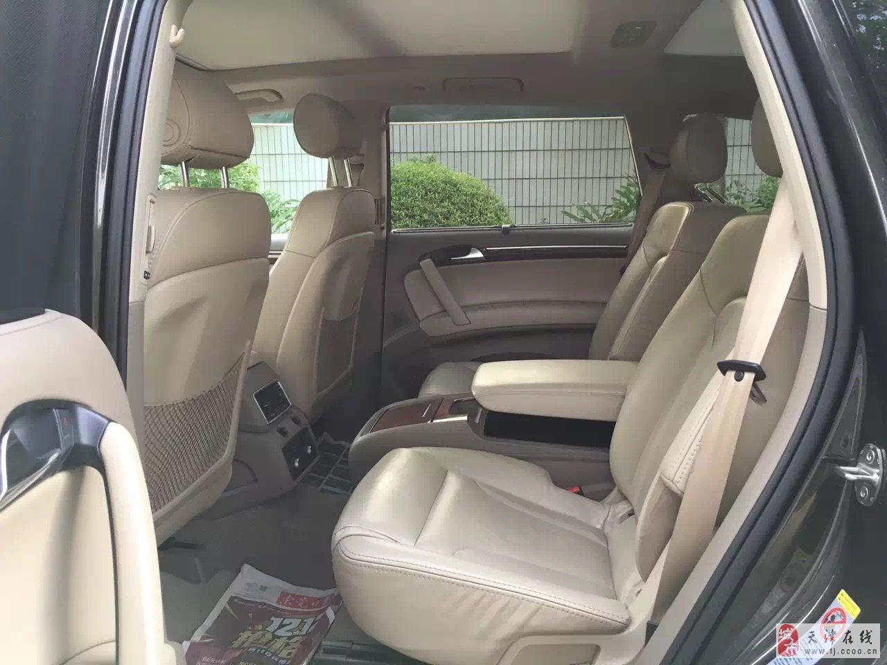 霸气09年升级版12奥迪Q74.2低价出售识货来