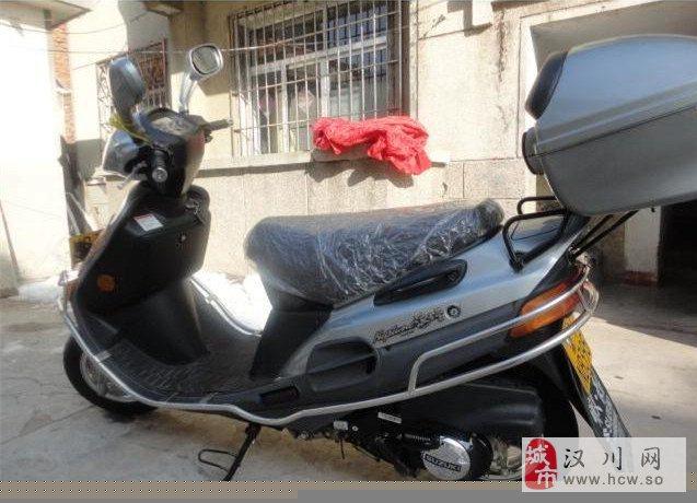 转让踏板车摩托车豪爵