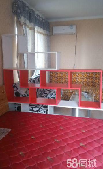 地铁口 国贸酒店公寓 双气 朝南 精装 一居室