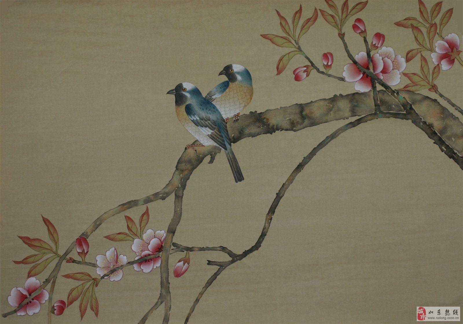 手绘画师(国画)