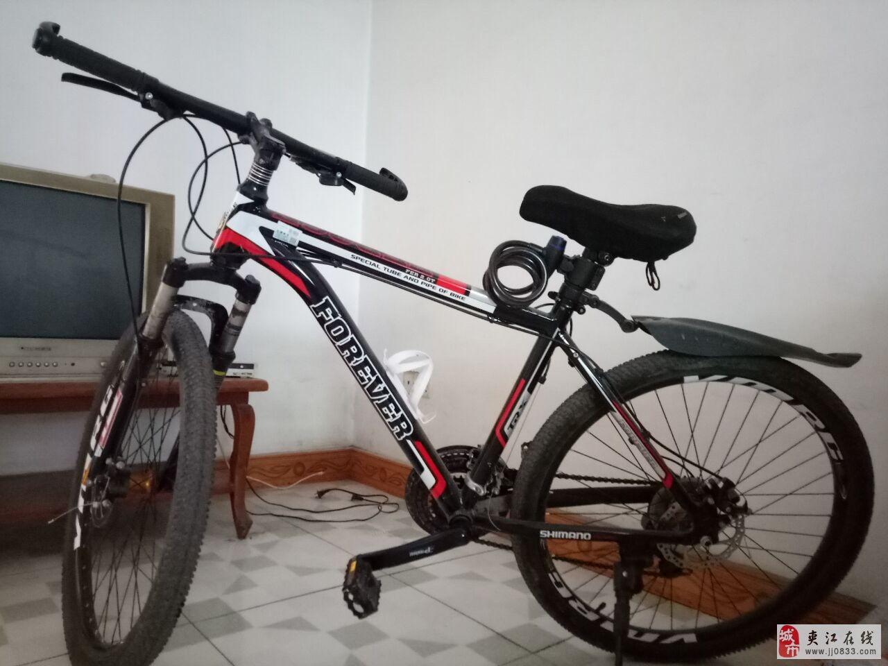 永久山地自行车
