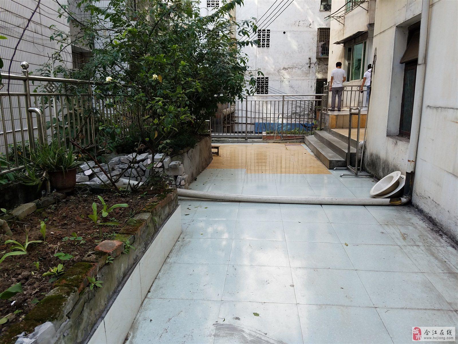 曙光幼儿园2楼,精装3室,超大花园