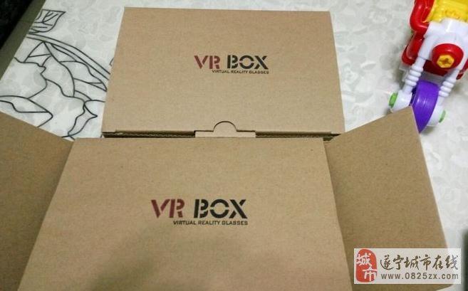 VRBOX3D眼镜VR虚拟现实眼镜头盔魔镜