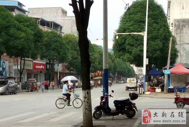 大新县桃城镇伦理路商铺门面(一,二楼)出租