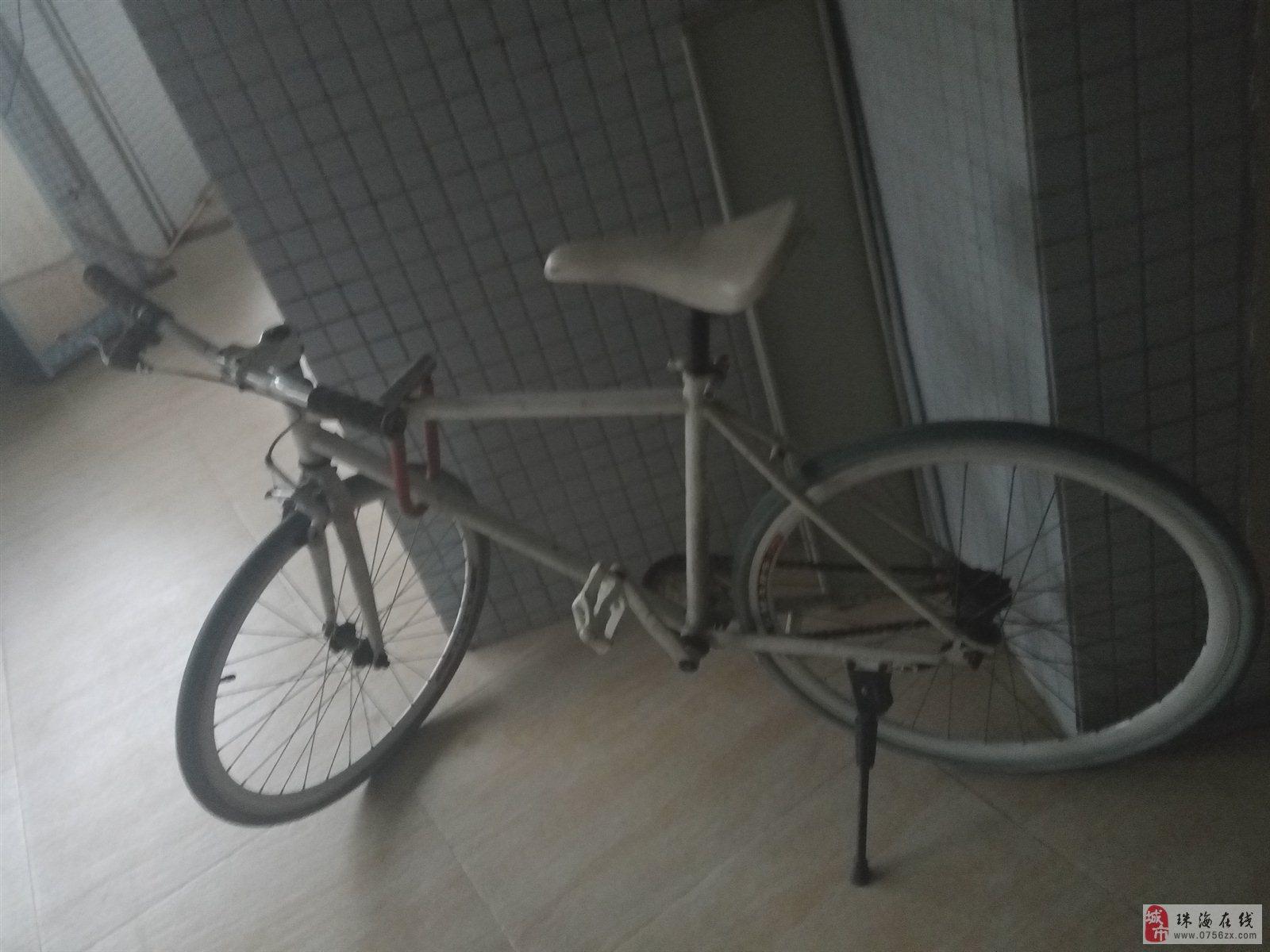 很好骑的自行车.转让给有需要的人