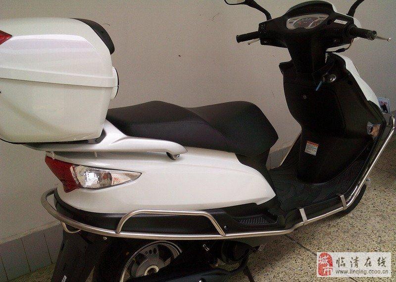 豪爵踏板摩托车转让