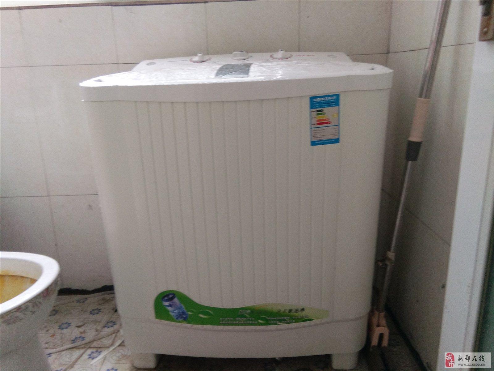 小天鹅双桶洗衣机出售