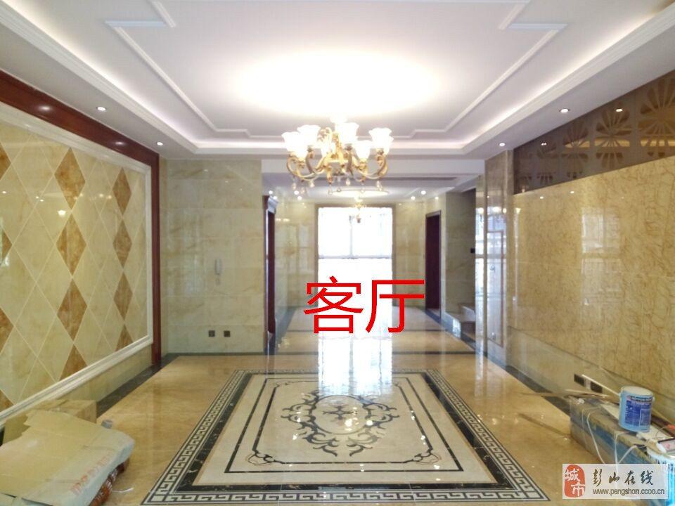 粼江风景经典跃层,豪华装修未入住,品质生活由此开始
