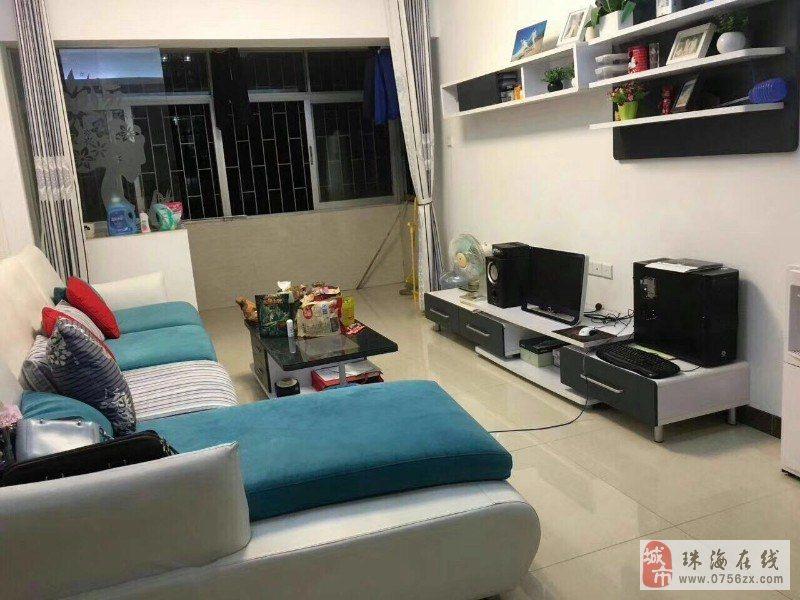 新香洲东大新村精装三房好楼层南北通透业主诚心出售
