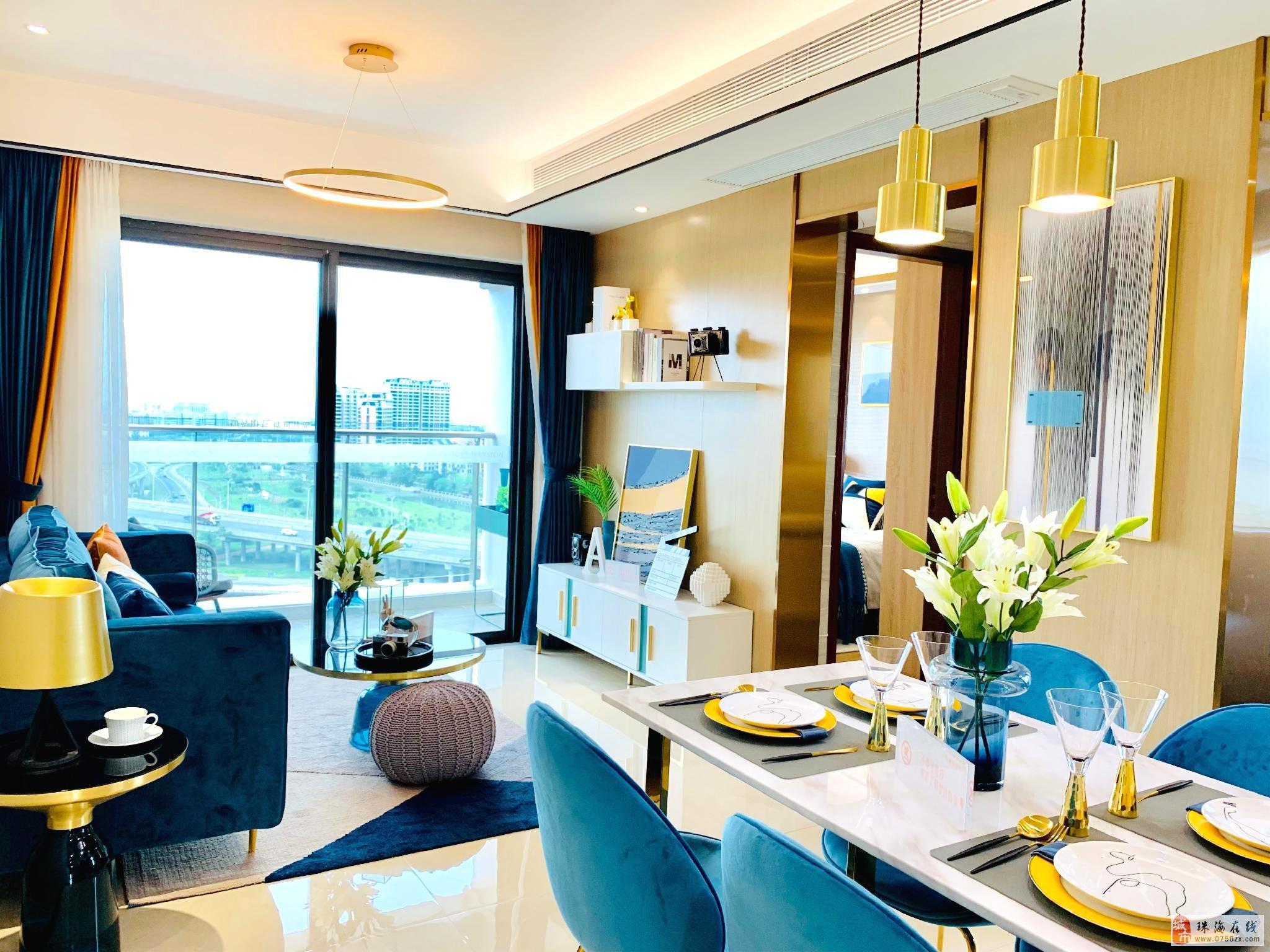 57平米海景2房,带精装修,首付仅需1成明年收楼,来电约看房