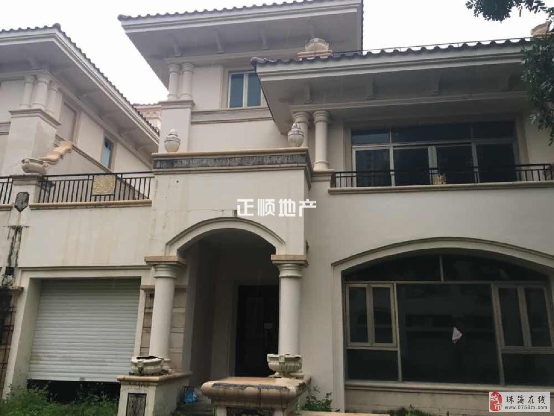 錦繡海灣城雙拼別墅324平帶300平花園私家車庫