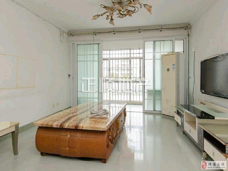 新香洲9中15小恒雅名园95平3房3楼朝南精装修只售180万