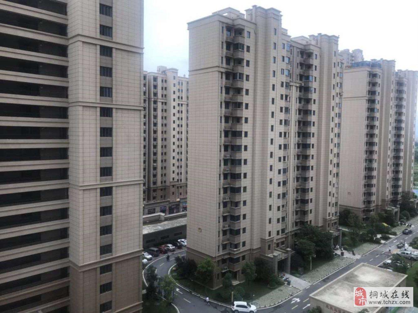 桐城碧桂园精装三房满二即买即住铂金楼层