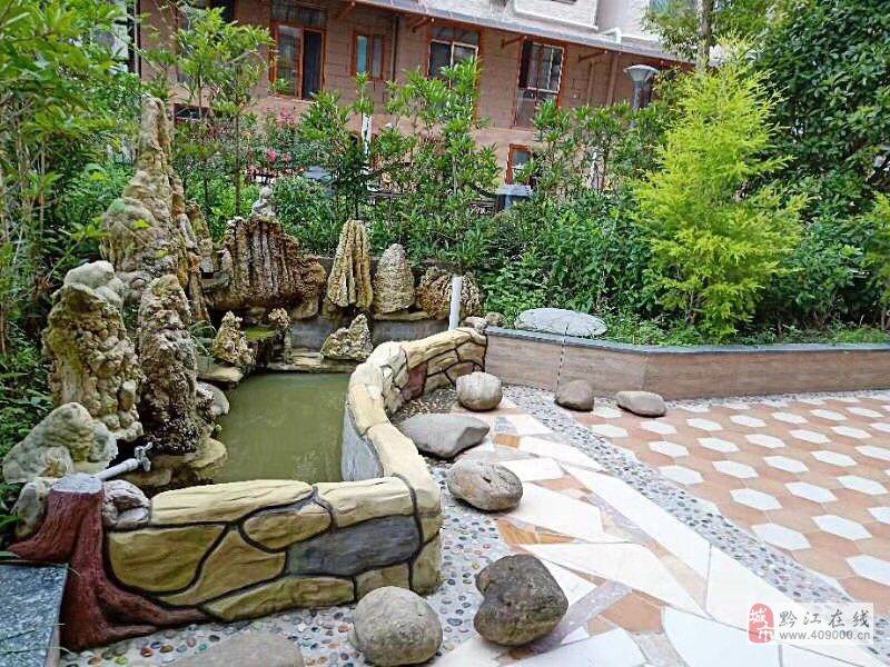 嘉华城豪装洋房出售,买一层送一层,还送花园!