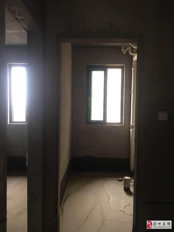 出售科森星河湾毛坯现房南北通透大两室有本过二