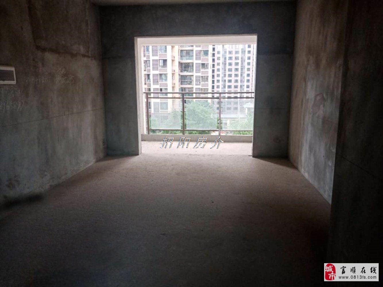 时代广场14+1电梯3室2厅2卫清水房79.8万