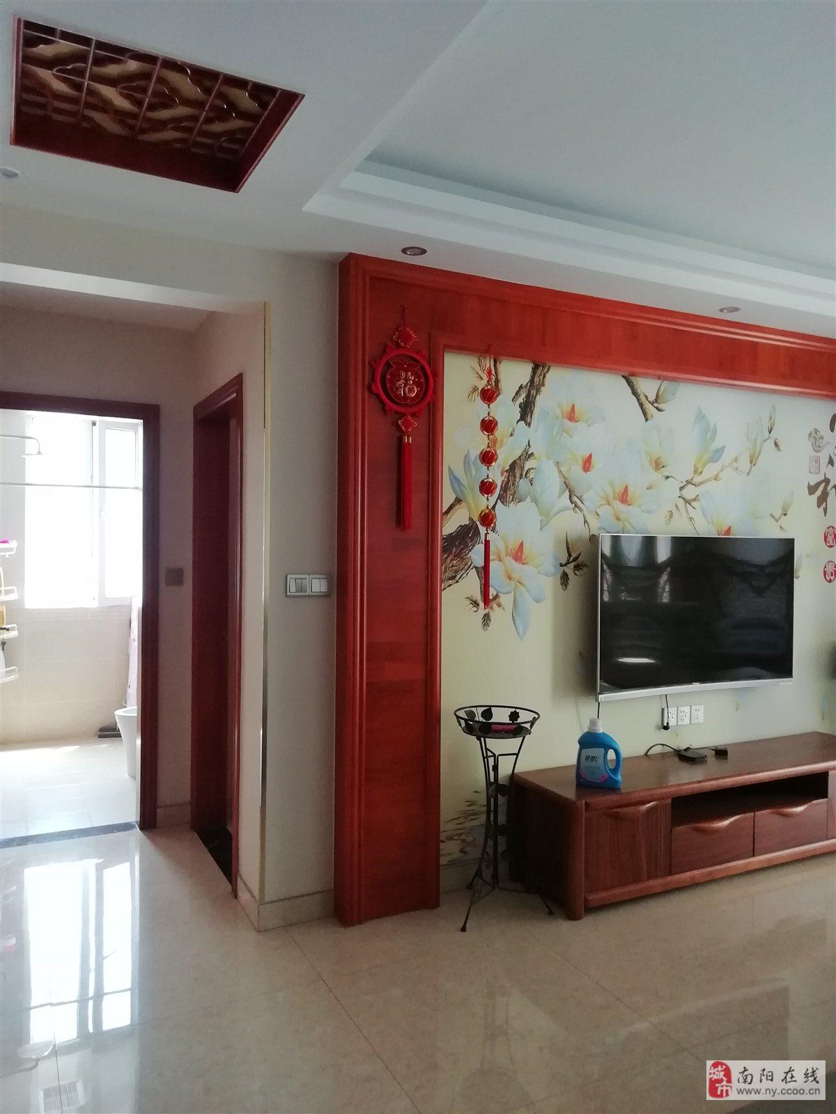 尚城国际精装90平2室