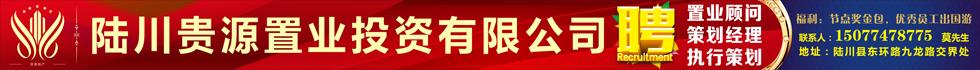 陆川贵源置业投资有限公司