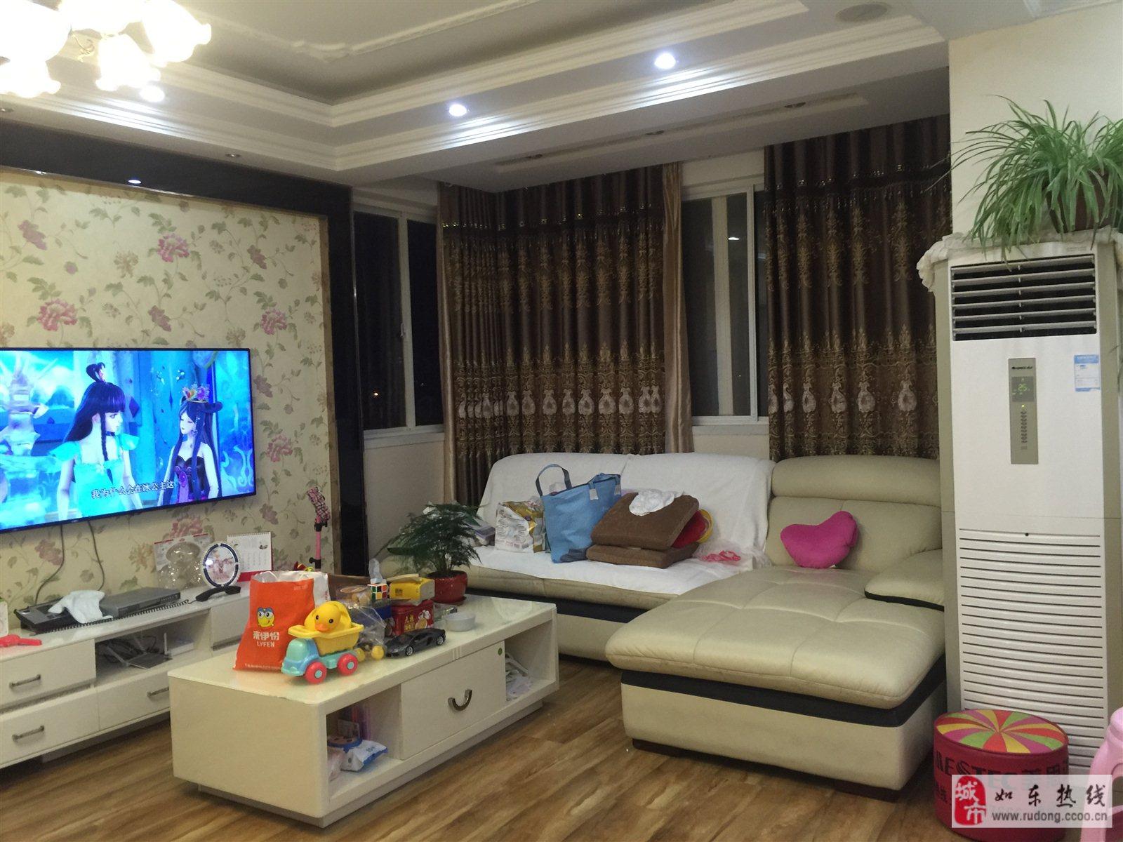 民生阳光新城4室3厅2卫190平米108.8万元