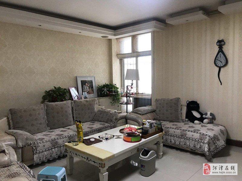 鑫升公寓步梯3樓130平精裝3居,全款57萬