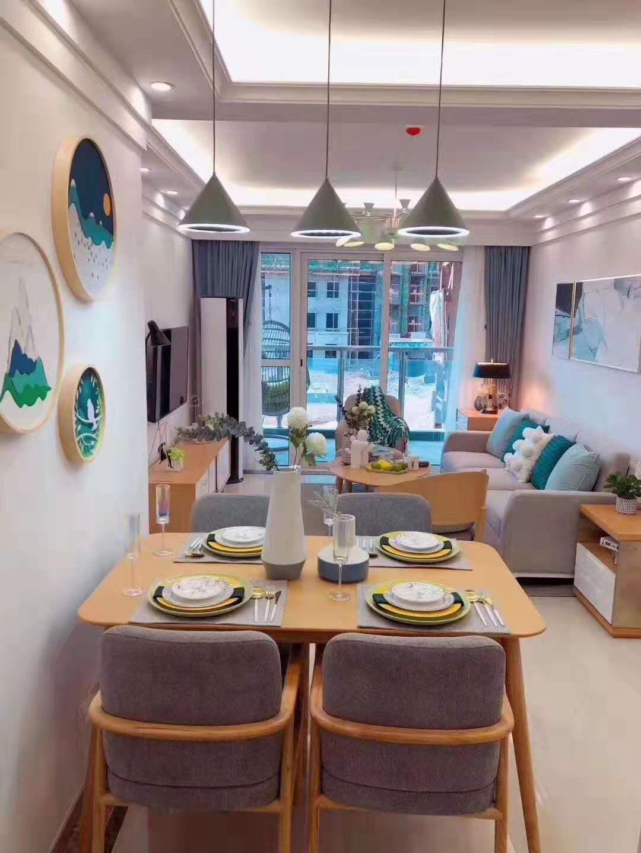 海城时代广场双学区房3房首付只要38万