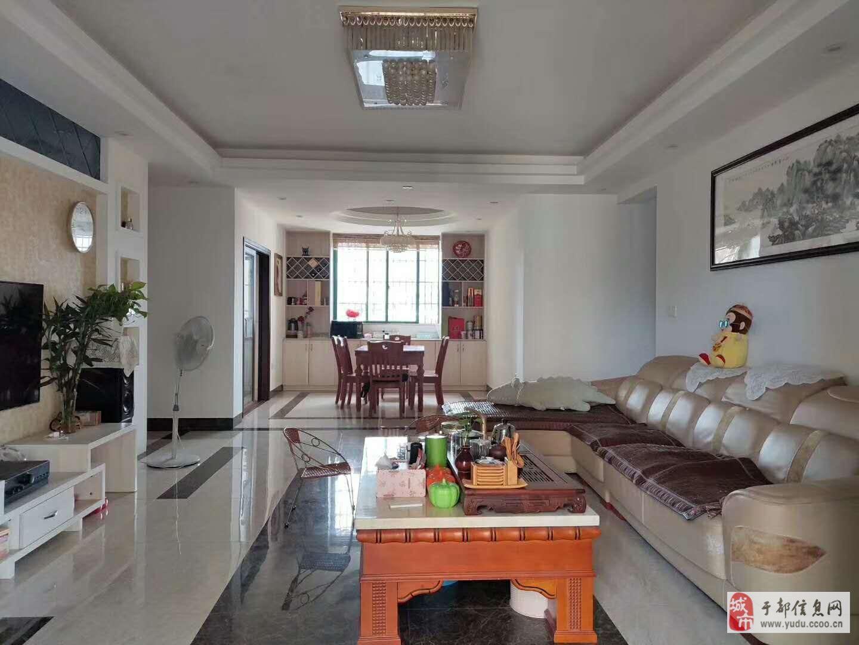 水岸新城4室2厅2卫120万元豪装税费低