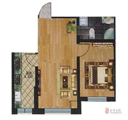 低价出售瑞景志德园60平米新房