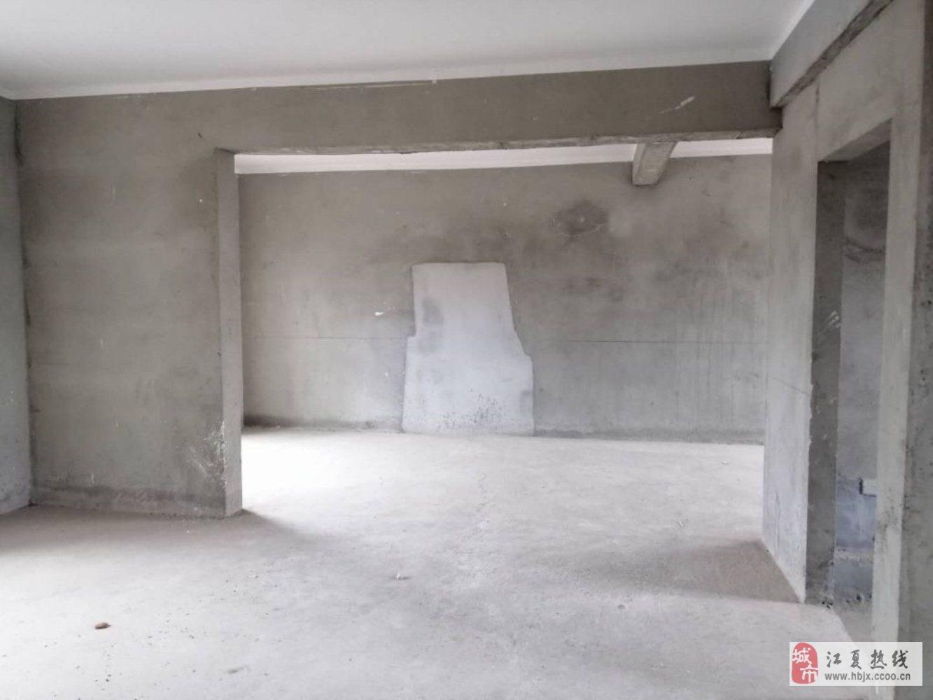 中建龙城地铁口毛坯通透三房仅售120万元