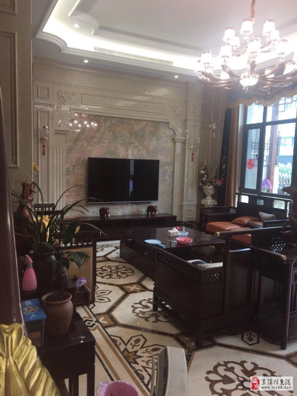 金色家园联排别墅1-3层380平+车库豪装550万