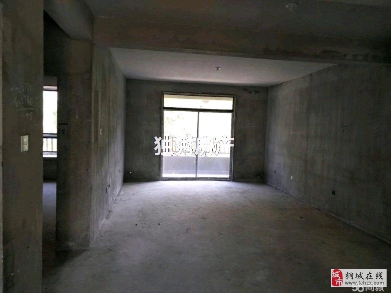 仙龙湖七里香溪毛坯3室2厅1卫72万元