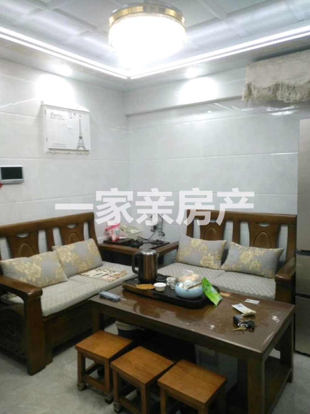 山水湾40平2房1厅精装八小边读书方便