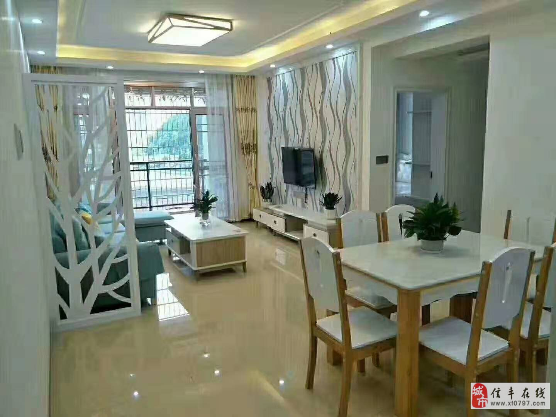景江新城100方精装3房靠学校市场配套齐全