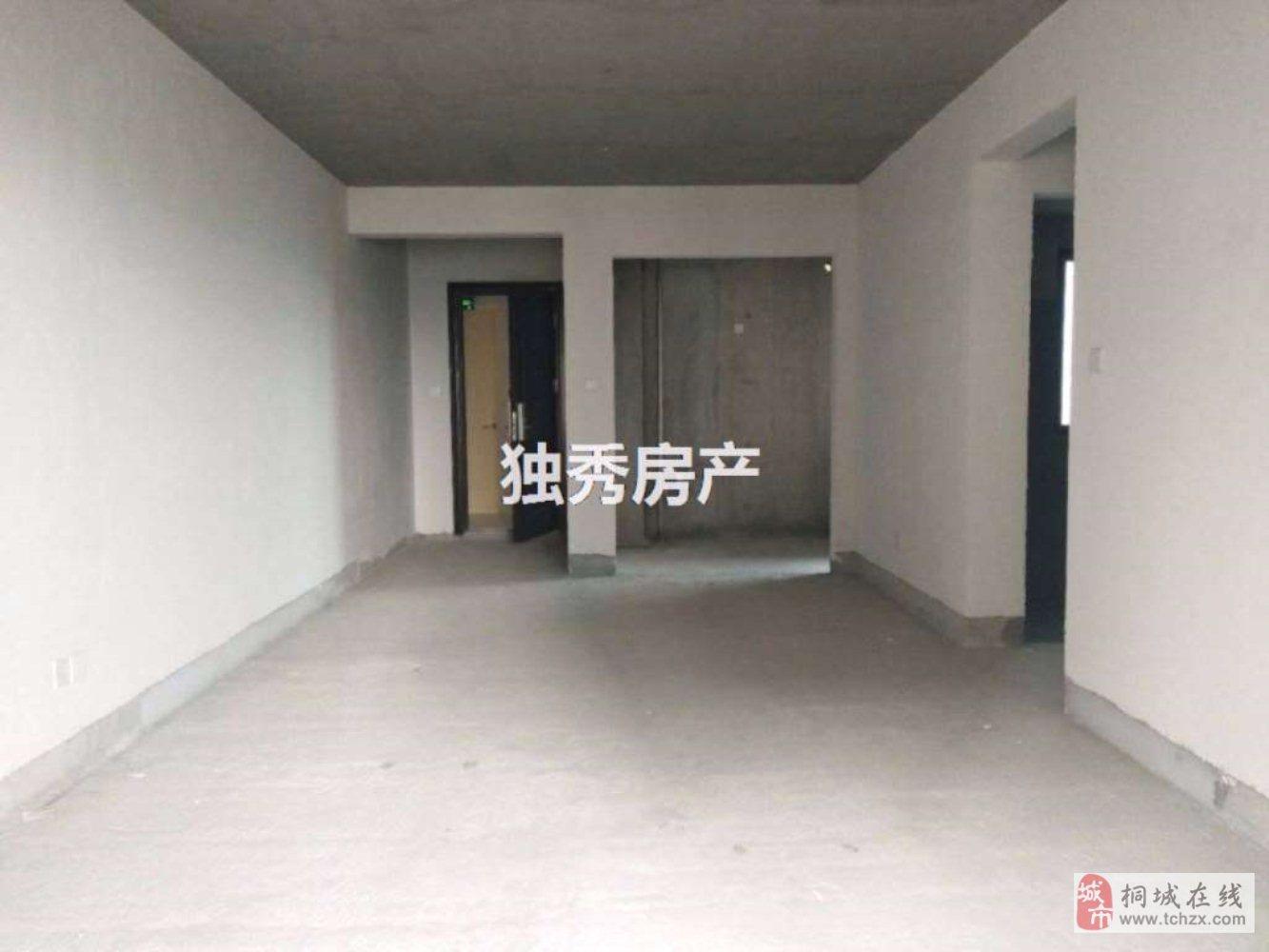 同安小学附近碧桂园电梯房中间楼层全新毛坯房主惜售