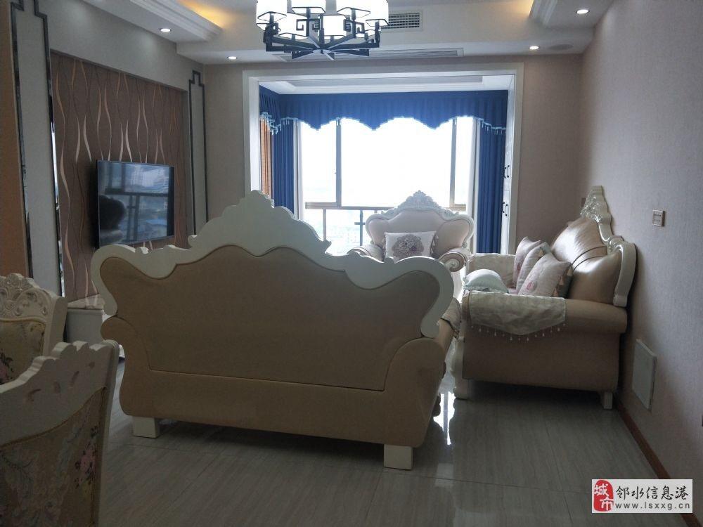龙腾尚居精装电梯套3中心地段独立小区紧邻学校