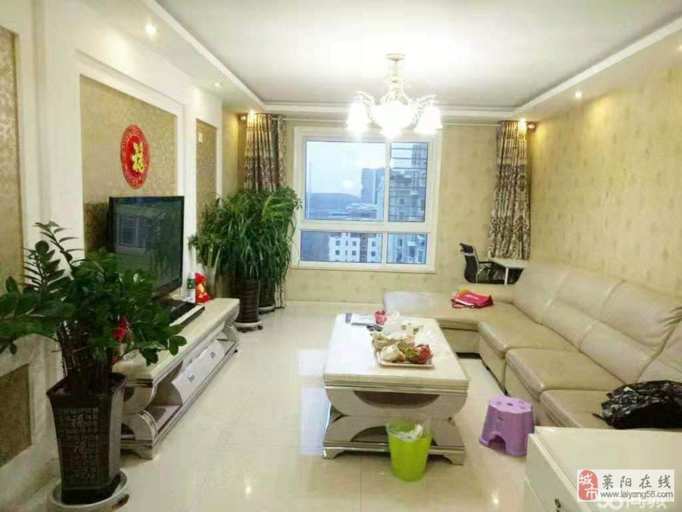 文峰片阳光城133平带小房车位119.8万元